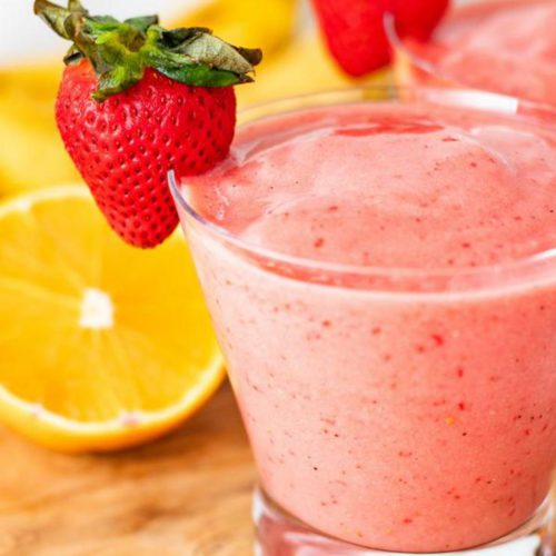 Smoothie – Best Homemade Caribbean Breeze Smoothie Recipe – {Easy} Breakfast – Snacks – Desserts – Quick – Simple – Healthy