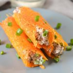 Keto Taquitos! BEST Low Carb Keto Jalapeno Popper Beef Taquitos Cheese Wrapped Chicken Idea – Quick & Easy Ketogenic Diet Recipe – Completely Keto Friendly