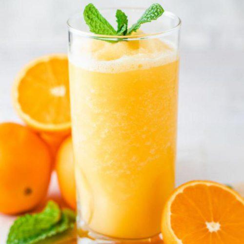 Smoothie – Best Homemade Orange Crush Smoothie Recipe – {Easy} Breakfast – Snacks – Desserts – Quick – Simple – Healthy