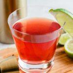 Keto Margarita - BEST Low Carb Mango Hibiscus Margarita Recipe - EASY Ketogenic Diet Alcohol Drink Mix You Will Love