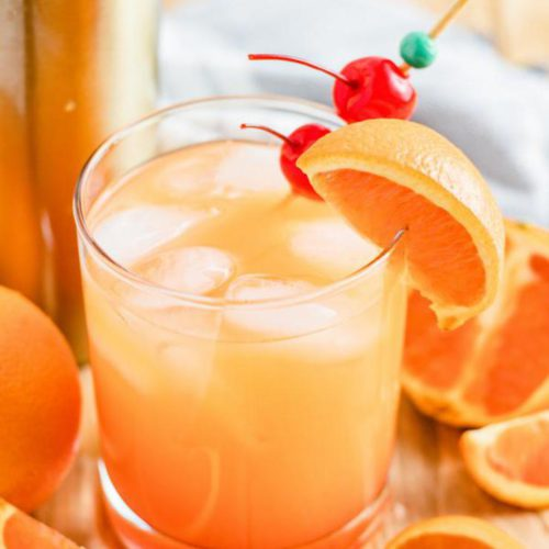 Alcoholic Drinks – BEST Mai Tai Recipe – Easy and Simple Cocktail - Alcohol Drinks