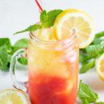 BEST Frozen Strawberry Lemonade Recipe – Kids Party Food – Easy – Cheap Ideas - Simple Drinks