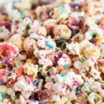 BEST Unicorn Popcorn - Kids Party Food - EASY Unicorn Party Food Ideas – Popcorn Recipes
