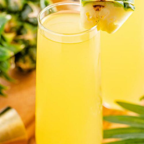 Alcoholic Drinks – BEST Hawaiian Mimosa Recipe – Easy and Simple Cocktail Alcohol Drinks