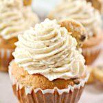 Gluten Free Cupcakes – BEST Gluten Free Chocolate Chip Cookie Cupcake Recipe – Desserts – Snacks