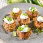 Keto Taco Bites! Low Carb Mini Taco Bites – Ketogenic Diet Recipe – Gluten Free - Appetizer – Side Dish – Dinner - Lunch
