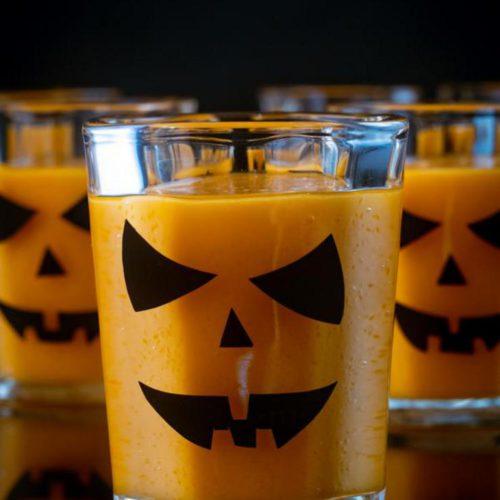 Vodka Pumpkin Jello Shots! How To Make Jello Shots – EASY & BEST Vodka Halloween Jello Shot Recipe