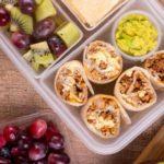 Easy Healthy School Lunch Ideas For Kids & Teens | Easy & Simple Homemade Taco Roll Ups Pinwheels