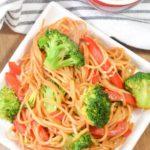EASY Keto Teriyaki Noodles - Low Carb Teriyaki Pasta Noodles Idea – Quick – Healthy – BEST Recipe – Ketogenic Diet - Dinner - Lunch